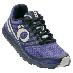 Women's Pearl Izumi EM Trail N 1 v2 Trail Running Shoe Deep Wisteria/Black