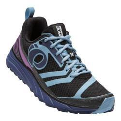 Women's Pearl Izumi EM Trail N 2 v2 Trail Running Shoe Black/Deep Indigo