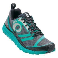 Women's Pearl Izumi EM Trail N 2 v2 Trail Running Shoe Shadow Grey/Dynasty Green