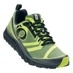 Men's Pearl Izumi EM Trail N 2 v2 Trail Running Shoe Cactus/Lime Punch https://ak1.ostkcdn.com/images/products/122/377/P18833388.jpg?impolicy=medium