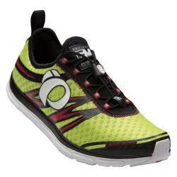 Men's Pearl Izumi EM Tri N 1 v2 Triathlon Shoe Lime Punch/Black