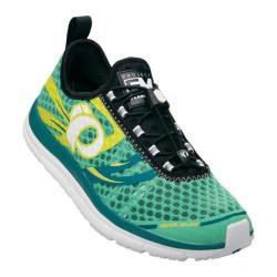 Women's Pearl Izumi EM Tri N 2 v2 Triathlon Shoe Gumdrop/Deep Lake