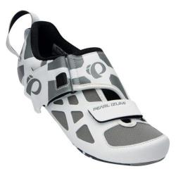 Women's Pearl Izumi Tri Fly V Carbon Triathlon Shoe White/Black