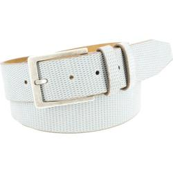 Men's Remo Tulliani Arco Belt Soft Blue