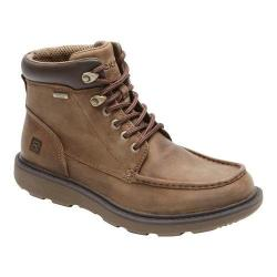 Men's Rockport Boat Builders Waterproof Moc Toe Boot Stone