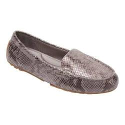 Women's Rockport Cambridge Boulevard Driving Moc Roccia Python Leather