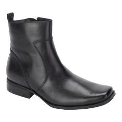 Men's Rockport High Trend Toloni Boot Black Leather