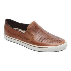 Men's Rockport Path to Greatness Slip On Tan Leather