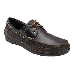Men's Rockport Sebert Cocoa Leather