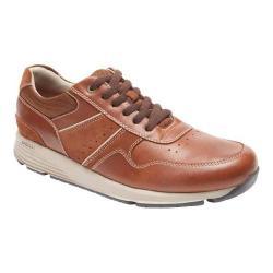 Men's Rockport Trustride Walking Sneaker Tan Leather