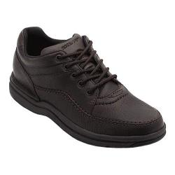 Men's Rockport World Tour Classic Walking Shoe Chocolate Chip