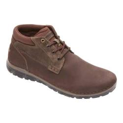 Men's Rockport Zonecush Rocsports Lite Boot Chocolate