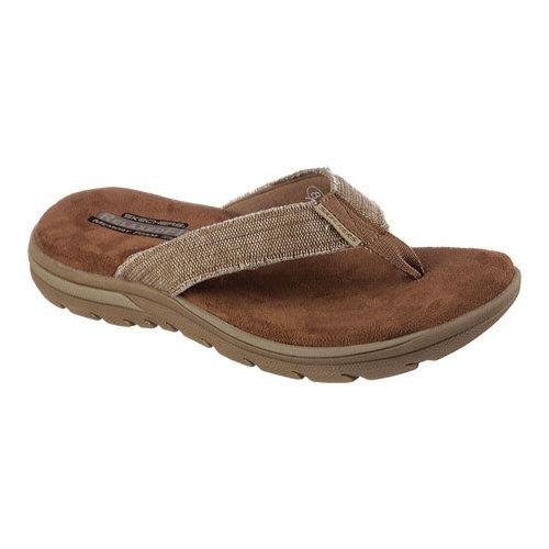 Men's Skechers Relaxed Fit Supreme Bosnia Natural (US Men...