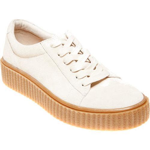 2519bda4e3 Shop Women's Steve Madden Holllly Creeper Platform Sneaker Bone Suede - Free  Shipping Today - Overstock - 11946598