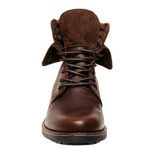 774f58f4b ... Thumbnail Men  x27 s Steve Madden Splinter Lace-Up Boot Brown Leather