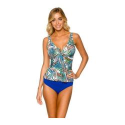 Women's Sunsets Underwire Twist Tankini Palmera