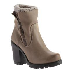 Women's Steve Madden Sweaterr Ankle Boot Stone Leather