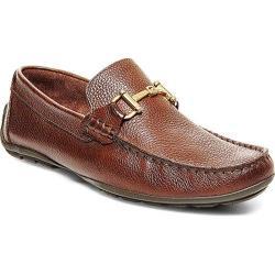 Men's Steve Madden Zorzi Penny Loafer Brown Leather
