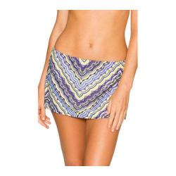 Women's Sunsets Contemporary Swim Skirt Del Mar
