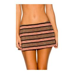 Women's Sunsets Contemporary Swim Skirt Stella Stripe