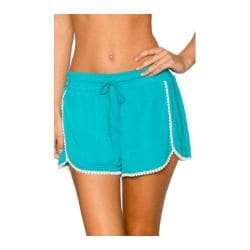 Women's Sunsets Island Short Sun Kissed Turq