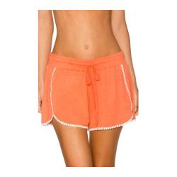 Women's Sunsets Island Short Sun-Kissed Melon