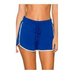 Women's Sunsets Island Short Ultra Blue