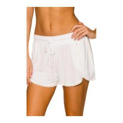 Women's Sunsets Island Short White