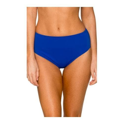825b4fa3d775d Shop Women s Sunsets Seamless High Waist Ultra Blue - Free Shipping Today -  Overstock.com - 11947012