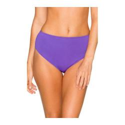 Women's Sunsets Seamless High Waist Vivid Violet