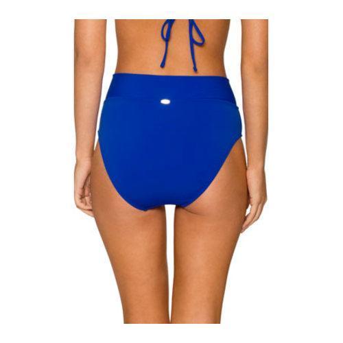 e06557700f8 ... Thumbnail Women  x27 s Sunsets V-Front High Waist Swim Bottom Ultra Blue  ...