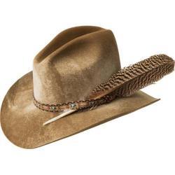 Bailey Western Zella Felt Hat Sooty Palomino