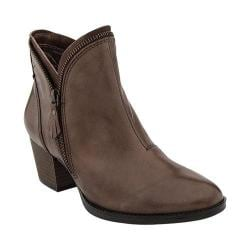 Women's Earth Hawthorne Bootie Almond Calf Leather