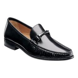 Men's Florsheim Brookfield Bit Black Calfskin