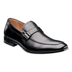 Men's Florsheim Burbank Bit Slip On Black Leather