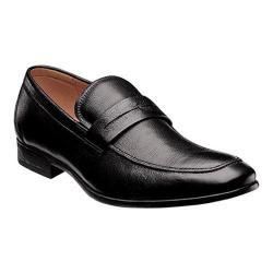 Men's Florsheim Burbank Penny Black Milled Leather