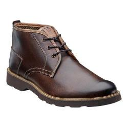Men's Florsheim Casey Chukka Boot Brown Leather