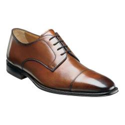Men's Florsheim Classico Cap Ox Cognac Calfskin Leather