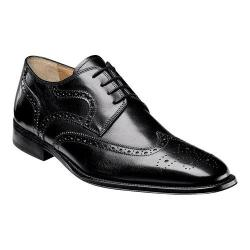 Men's Florsheim Classico Wing Ox Black Calfskin Leather