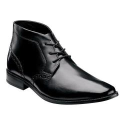 Men's Florsheim Castellano Chukka Black Leather