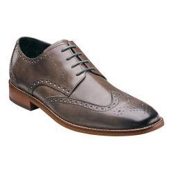 Men's Florsheim Castellano Wing Tip Grey Smooth Leather