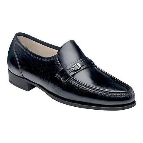 Men's Florsheim Como Ornament Black
