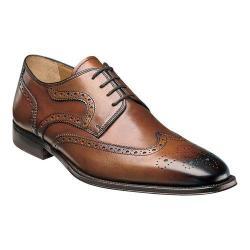 Men's Florsheim Classico Wing Ox Cognac Calfskin Leather