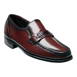 Men's Florsheim Como Strap Dark Cherry