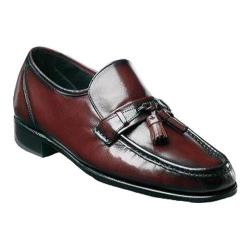 Men's Florsheim Como Tassel Dark Cherry