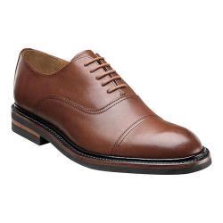Men's Florsheim Constable Cap Ox Cognac Smooth Leather