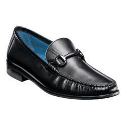 Men's Florsheim Sarasota Bit Black Smooth Leather