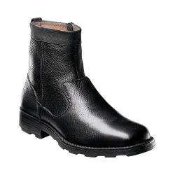 Men's Florsheim Trektion Boot Black Milled Leather