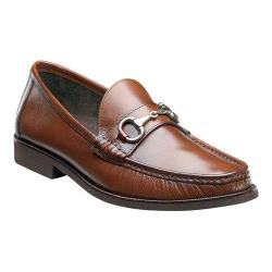 Men's Florsheim Tuscany Bit Cognac Smooth Leather