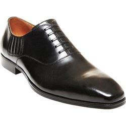 Men's Steve Madden Manifest Oxford Black Leather